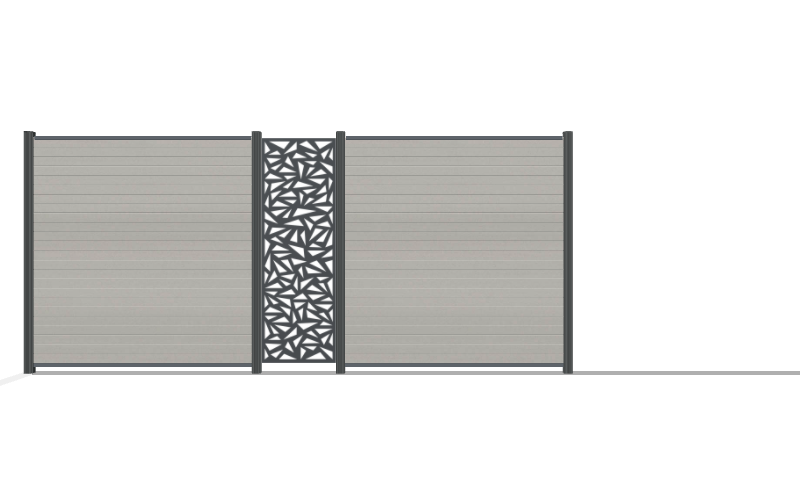 SYSTEM WPC CLASSIC Grey